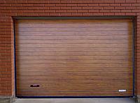 Гаражные ворота alutech серии trend 4875 ш 1875в, фото 1