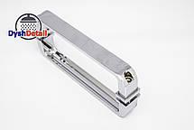 Ручка для дверей душевой кабины на два отверстия ( H-621 ) Металл.   , фото 3