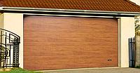 Секционные гаражные ворота alutech trend 2125 ш 2000 в, фото 1