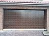Гаражные секционные ворота с пружинами растяжения alutech trend 5250 ш 2125 в