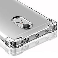 Чехол силиконовый для Xiaomi Redmi 4A прозорый