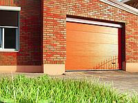 Гаражные ворота под ключ цены на alutech trend 4250 ш 2125 в, фото 1