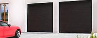 Cтандартные гаражные секционные ворота alutech trend 3250 ш 2125 в, фото 1