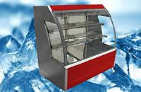 Холодильная витрина Juka VDG 144, фото 1