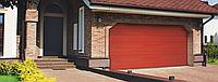 Современные гаражные ворота alutech trend 4375 ш 2125 в, фото 1