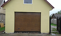 Купить гаражные ворота alutech trend 2375 ш 2125 в, фото 1