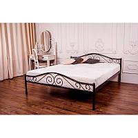 Кровать VEDERI 1600x2000 black (E1663)