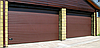 Автоматические ворота для гаража alutech trend 4875ш 1750в