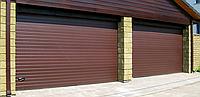 Автоматические ворота для гаража alutech trend 4875ш 1750в, фото 1