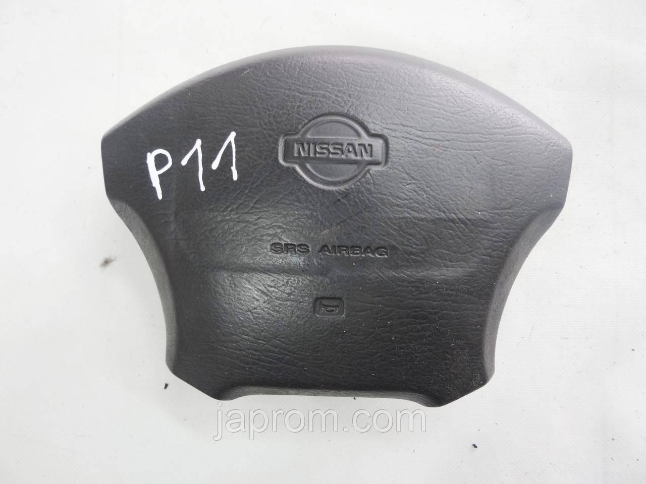 Подушка безопасности водителя в рулевое колесо Nissan Micra Primera 11 Serena Terrano 2