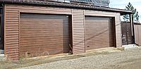 Автоматические секционные ворота alutech trend 3750 ш 2125 в, фото 1