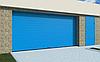 Секционные гаражные ворота алютех размер схема trend 1750 ш 2125 в