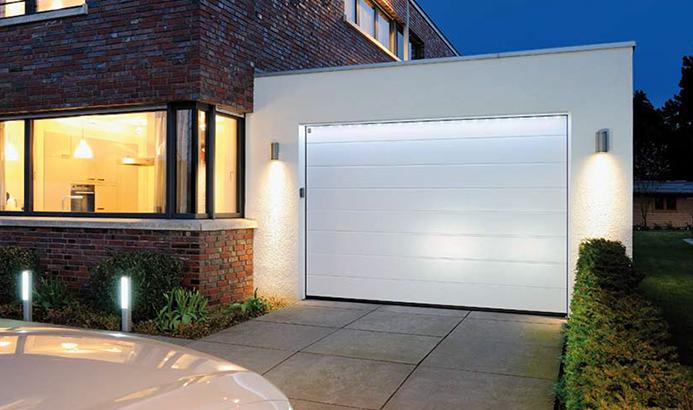 Расчет стоимости гаражных ворот алютех trend 2875 ш 2125 в