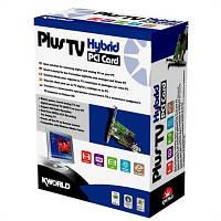 ТВ тюнер Kworld DVB-T 210SE под PCI