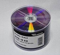Диск Traxdata DVD-R 9,4 GB 8x, Double sided, Bulk/50