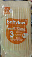 Babylove Ativ Plus детские подгузники 3 MIDI (4-9 кг) 50 шт.  Германия