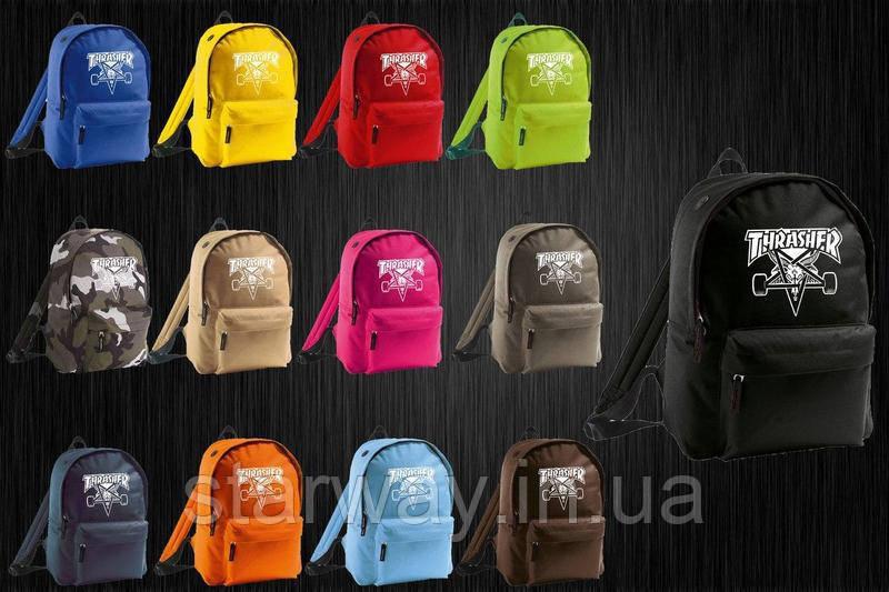Рюкзак Thrasher лого стильное