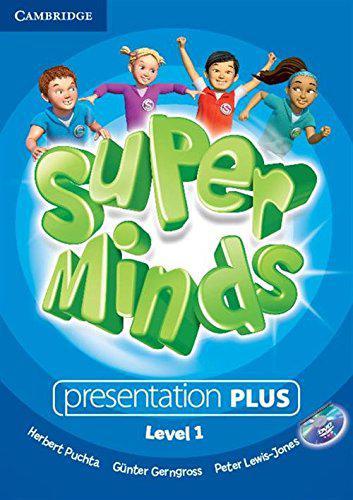 Super Minds 1 Presentation Plus DVD-ROM