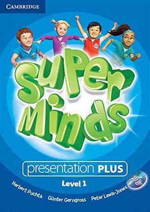Super Minds 1 Presentation Plus DVD-ROM, фото 2