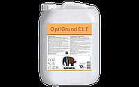 Грунтовка гидрофобная OptiGrund E.L.F.,  (OptiSilan TiefGrund TB) 10 л