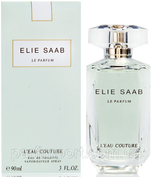 ELIE SAAB L'EAU COUTURE EDT 90 ml  туалетная вода женская (оригинал подлинник  )