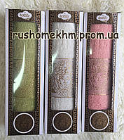 Набор махровых полотенец для лица (1 шт)