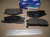 Колодки тормозные передние (пр-во Mobis), 0K71E3328Z