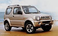 Лобовое стекло на Suzuki Jimny