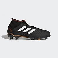 Детские футбольные бутсы Adidas Performance Predator 18.3 FG (Артикул: CP9010)