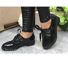 """Женские туфли """"Footstep"""" лаковые. Распродажа"""