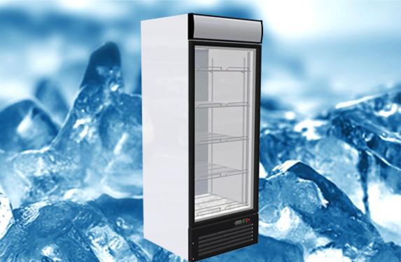Шкаф холодильный Juka VD75G