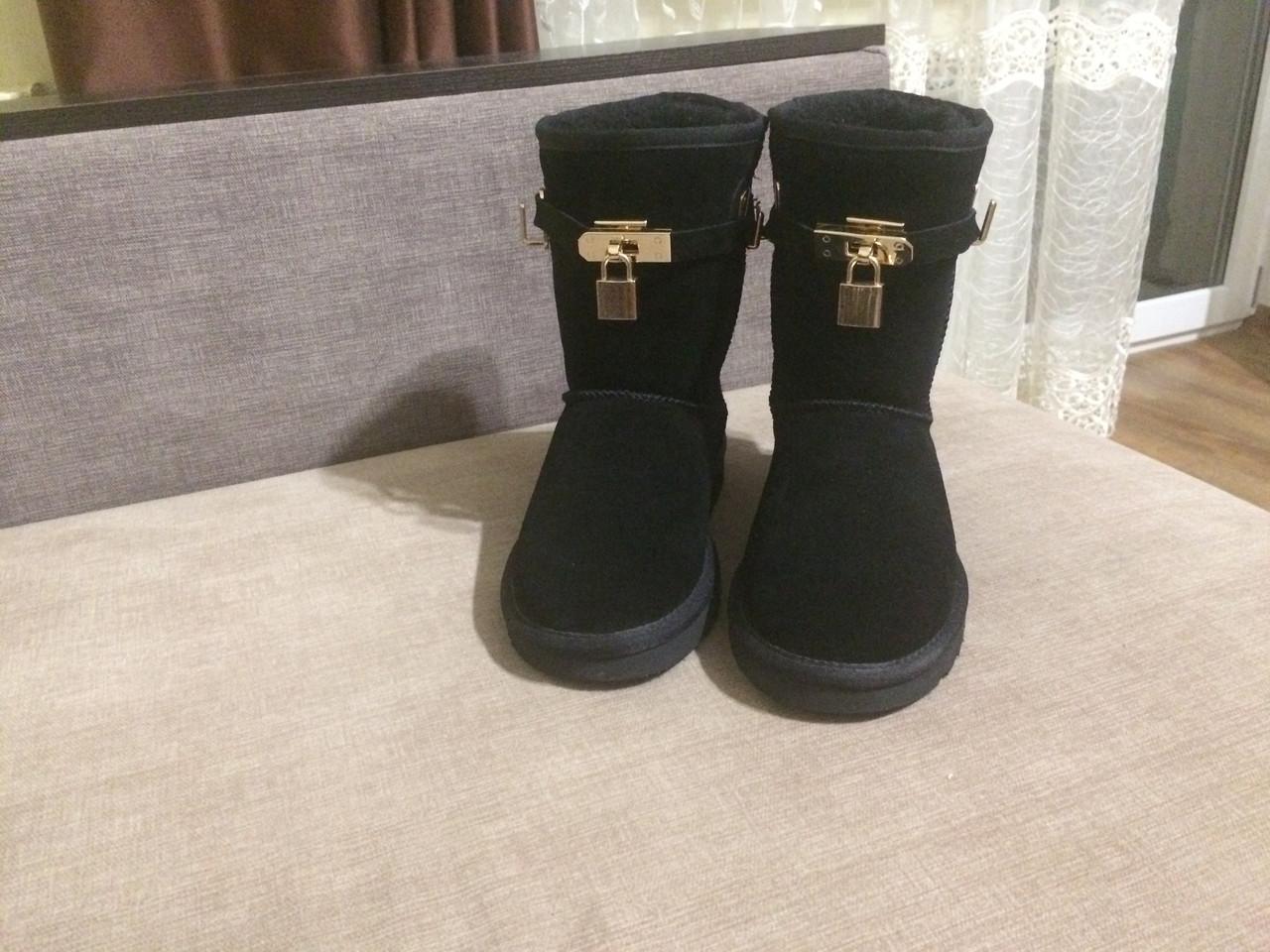 Замшевые угги Ugg Hermes натуральные , копия  продажа, цена в ... 25567759639