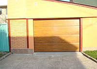 Гаражные ворота alutech trend 5875 ш 2625 в, фото 1