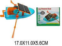 Конструктор лодка на солнечных батареях 2025 (DF666-7)