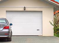Секционные гаражные ворота alutech trend 6000 ш 2750 в, фото 1