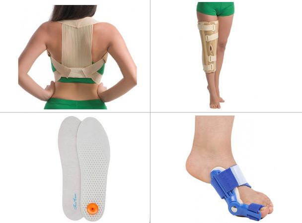 Ортопедическая продукция