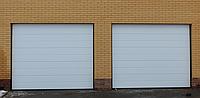 Ворота гаражні секційні alutech trend 5750 ш 2750 в, фото 1