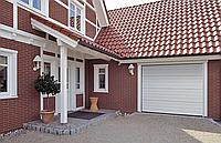 Секционные гаражные ворота alutech trend 5875 ш 2750 в, фото 1
