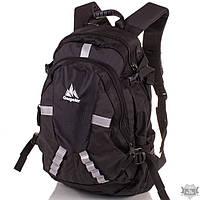 Мужской рюкзак ONEPOLAR для города черный