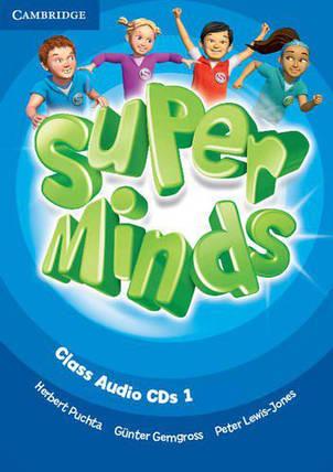 Super Minds 1 Class Audio CDs, фото 2