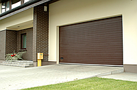 Ворота гаражные подъемные alutech trend 2000ш 1875в, фото 1