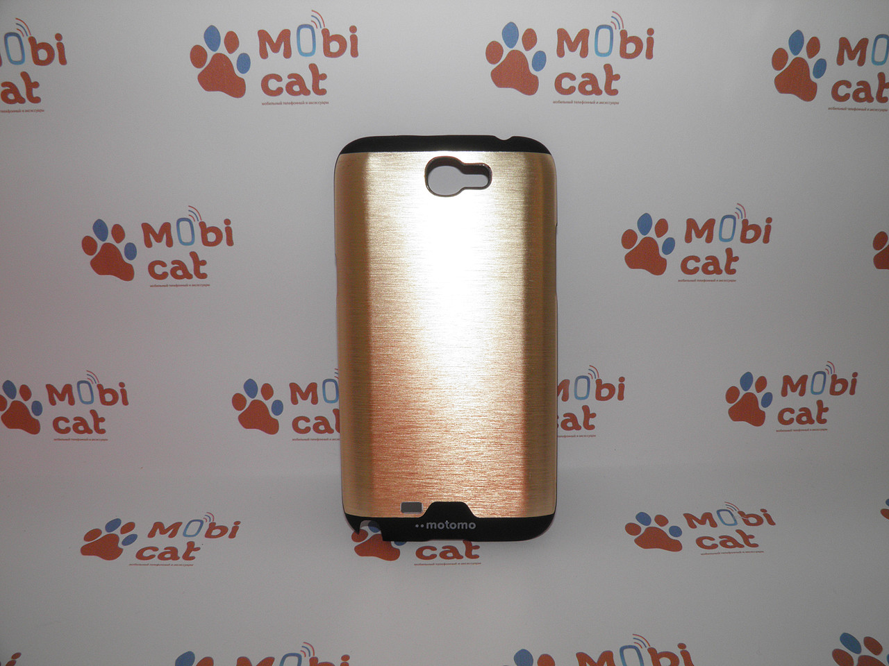 Чехол Motomo для смартфона Samsung Galaxy Note 2 N7100