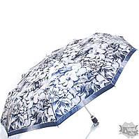 Женский зонтик автомат из сатина AIRTON цветы