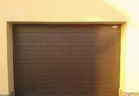 Автоматические секционные ворота alutech trend 3750 ш 2375 в, фото 1