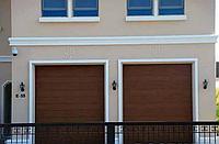 Секционные ворота alutech trend 4125 ш 2375 в, фото 1