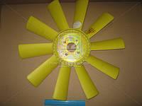 Крыльчатка вентилятора ЯМЗ (под 4-е болта)(пластик) 550 мм 238-1308012