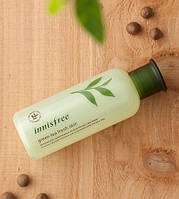 Освежающий тонер с экстрактом зеленого чая Innisfree Green Tea Fresh skin