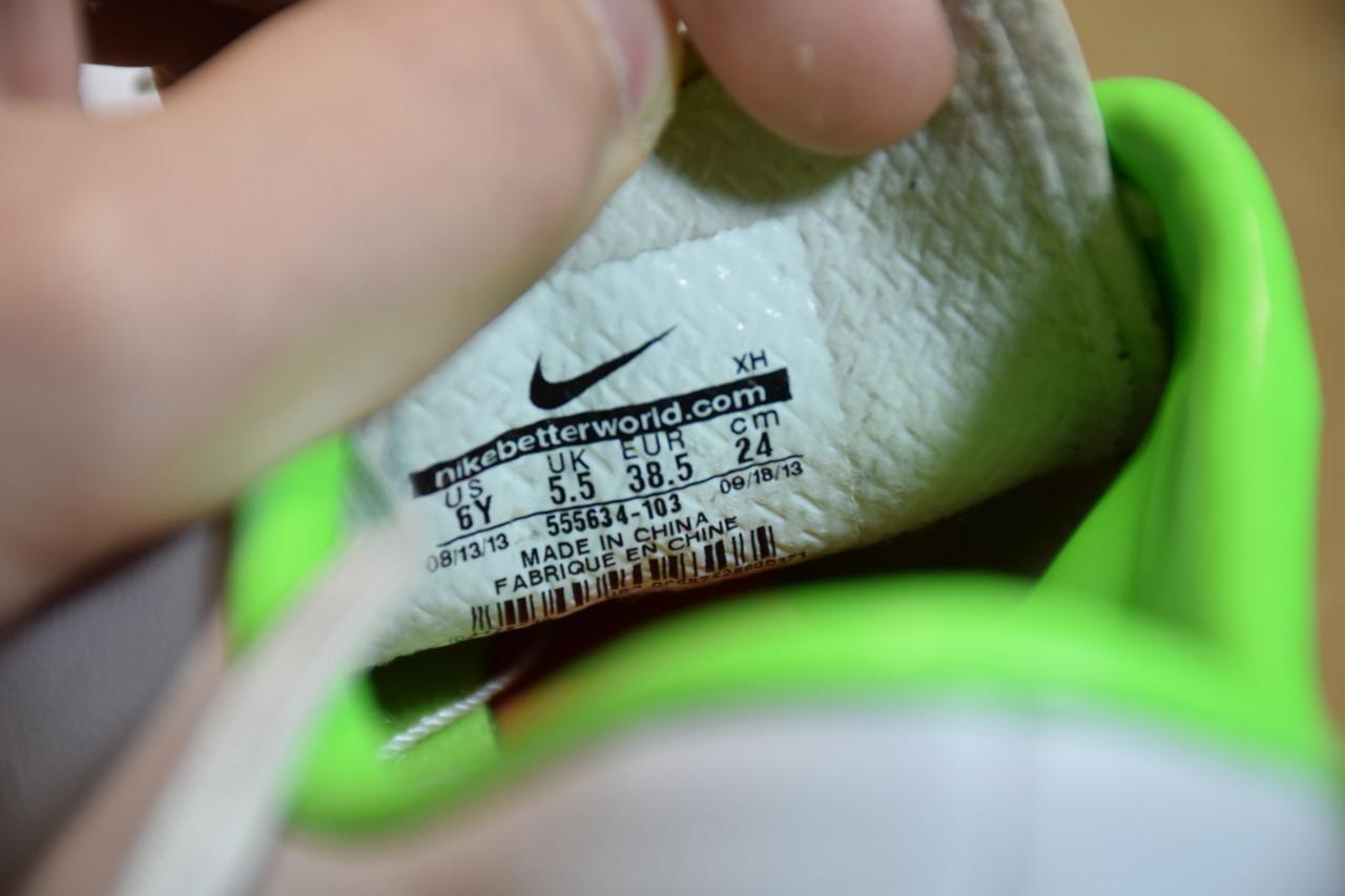 f61cc2df Кроссовки для зала Nike JR Mercurial Victory IV TF футзалки. Оригинал. 38  р./24 см., цена 699 грн., купить Калуш — Prom.ua (ID#642637613)