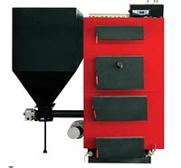 Пелетний/вугільний котел з автоматичною подачею Колві 200 WMSP (200 квт), фото 1