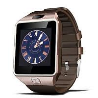 DZ09 Smart Watch умные часы телефон с камерой 2.0 Mpx (немного шатается ремешок)